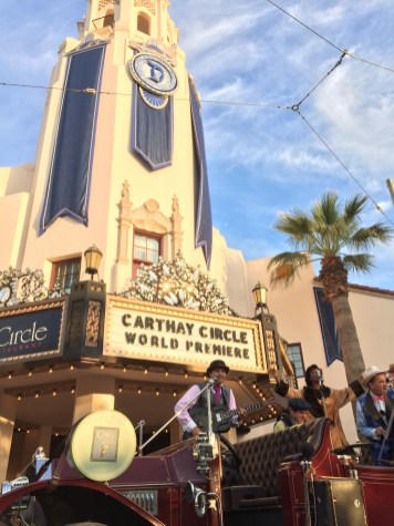 Disneyland Diamond Celebration Carthay Circle Restaraunt