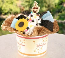 Disneyexaminer Disneyland Dating Guide Olafs Perfect Sundae Day Frozen Fever
