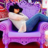Disney California Adventure Diamond Mad T Party Best Places To Nap