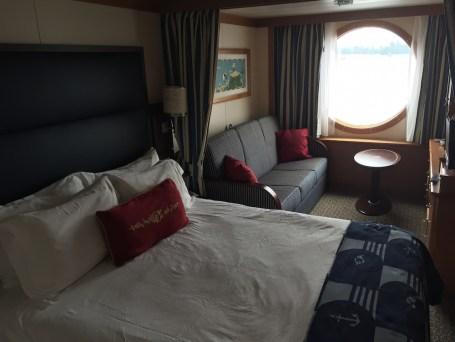 Disney Cruise Review Disneyexaminer Stateroom Porthole View