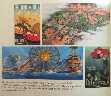 Disneyland Legacy Collection Album 1