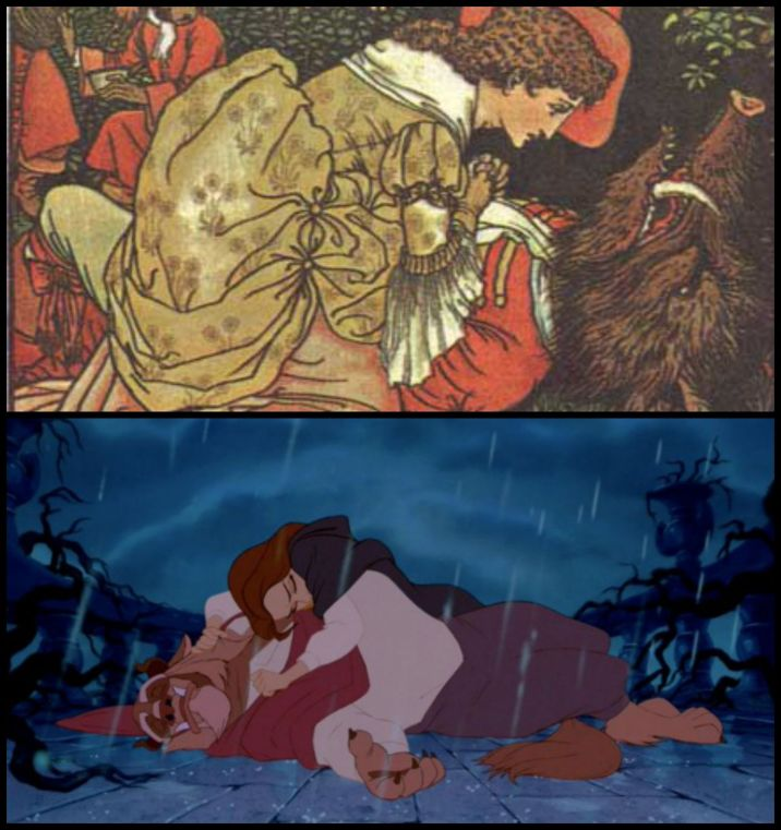 Images from http://www.artmagick.com/pictures/artist.aspx?artist=walter-crane https://reelclub.wordpress.com/2014/06/15/mixed-messages-false-feminist-and-the-victimizer-better-known-as-beauty-and-the-beast/