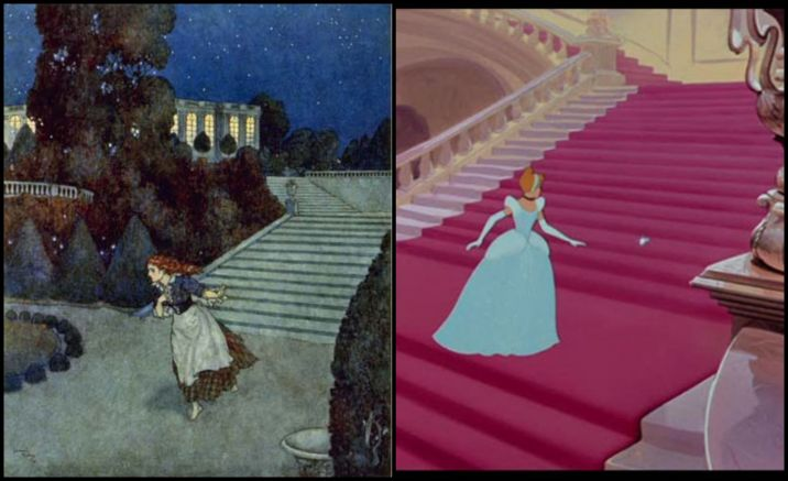 Images from http://dulac.artpassions.net/ http://disney14.blogspot.com/2014/06/other-cinderellas.html