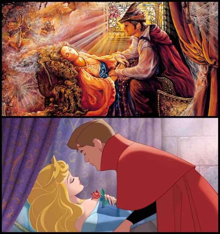 Images from http://www.josephinewall.co.uk/ http://princess.disney.com/aurora