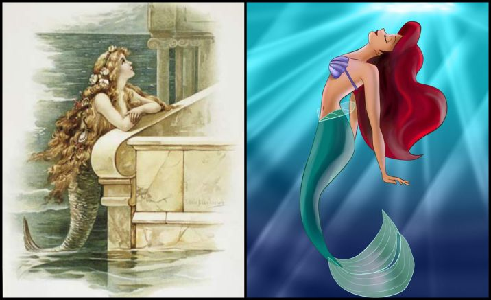 Images from http://hca.gilead.org.il/li_merma.html https://www.pinterest.com/jennmunoz360/ariel-the-little-mermaid/