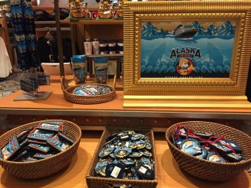 Whats Really On A Disney Cruise Disneyexaminer Merchandise Souvenirs