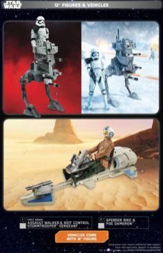 Star Wars Force Friday 12 Inch Figures Vehicles