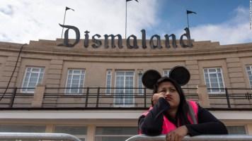 Dismaland 3 Disneyland Parody