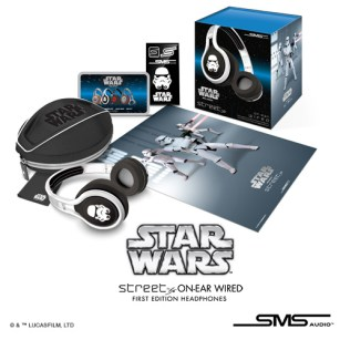 Sms Audio Star Wars Headphones Box Set