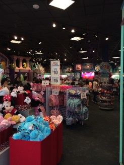 Customer's starting to purchase their Tsum Tsums.