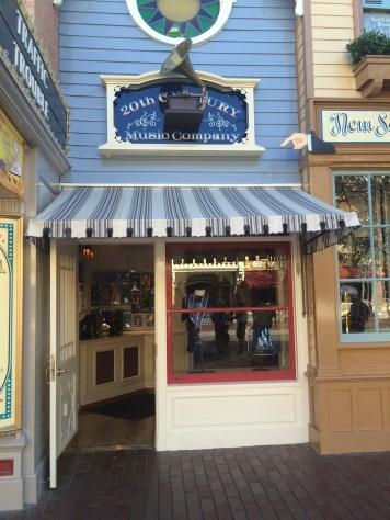 Disneyland Beginner Pin Traders Guide Disneyexaminer Main Street Music Shop 3
