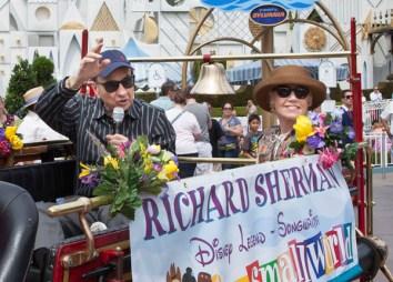 Disneyland Richard Sherman Small World 40