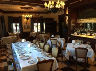 New Club 33 Dining Room