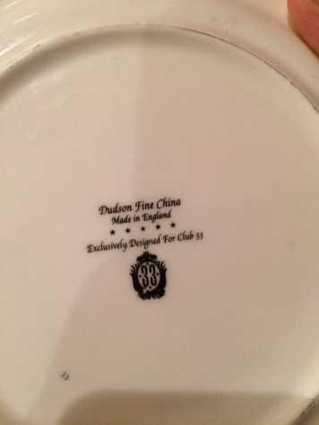 Fine Club 33-Exclusive China