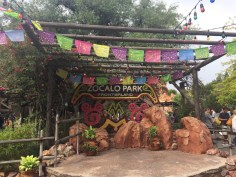 Zocalo Park at Frontierland