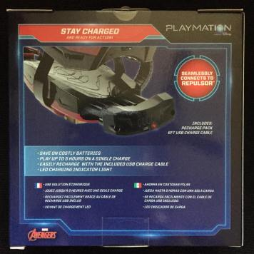 Playmation Repulsor Recharge Pack 2