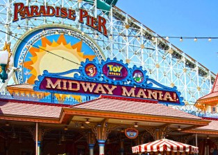 Toy Story Midway Mania at DCA - Photo courtesy whyirundisney.com