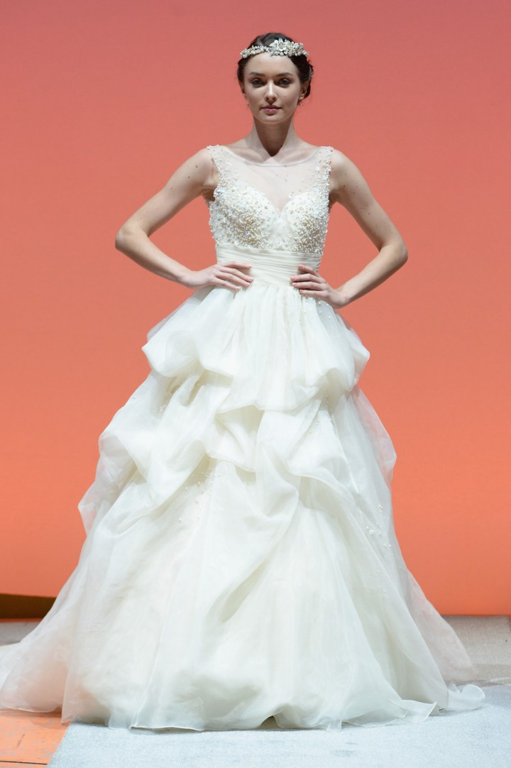 Disney Fairy Tale Wedding Dresses 2015 Alfred Angelo 8