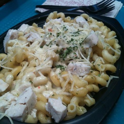 Disneyland Chicken Pasta