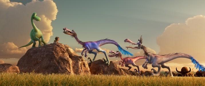 Disney Pixar The Good Dinosaur Spoiler Free Review Disneyexaminer 2