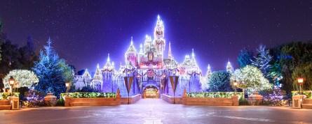 Winter Castle (c) Disney Parks