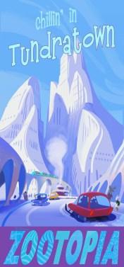 Concept art courtesy of Disney.