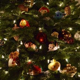 DIY Mickey Ornament Tsum Tsum