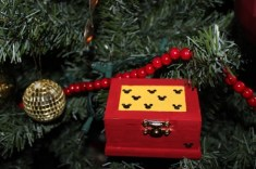 Mickey Mouse Jewelry Box 1