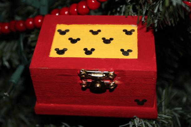 Mickey Mouse Jewelry Box 2 DisneyExaminer