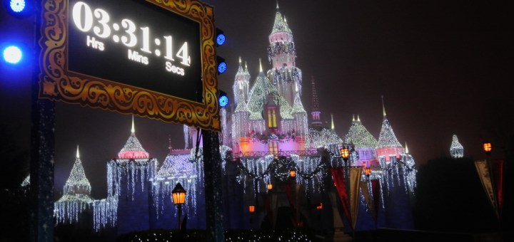 How to survive New Year's Eve at the Disneyland Resort ...