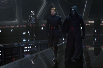Star Wars The Force Awakens Review Disneyexaminer First Order Leaders