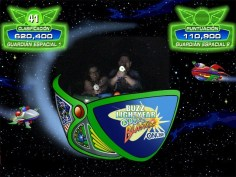 Buzz Lightyear Astro Blasters Best Rides To Go On A Date At Disneyland 3