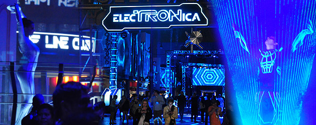 What Replaces Mad T Party Electronica