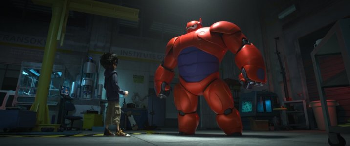 Disney Deadpool - Big Hero 6