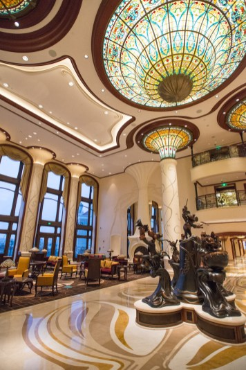 Shanghai Disneyland Hotel Shanghai Disney Epicenter Disneyexaminer