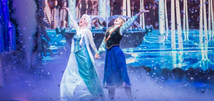 Image result for frozen disney Special Effects