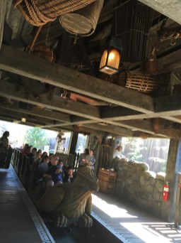 Harry Potter Wizarding World Hollywood Immersive Experience Feature Flight Of The Hippogriff