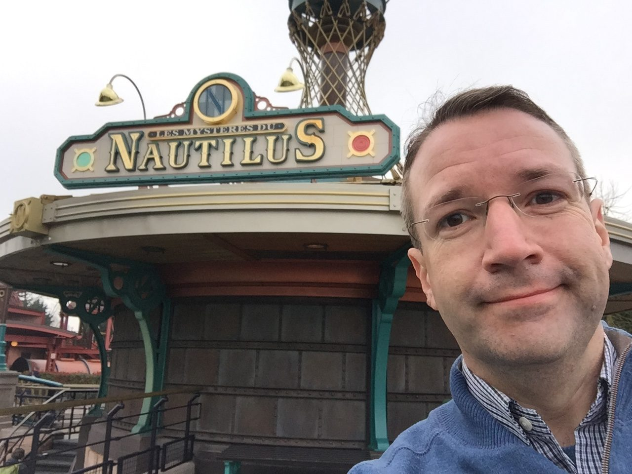 Chris Wing Nautilus
