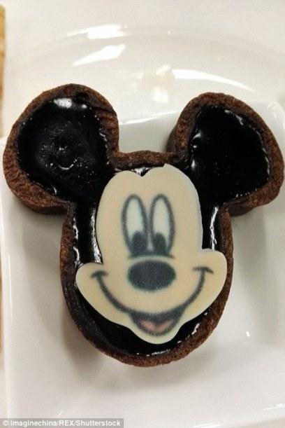 Shanghai Disneyland Food 6