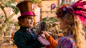 Alice Through the Looking Glass Alice and the Hatter