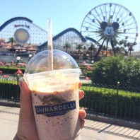 Shake from Ghirardelli Factory
