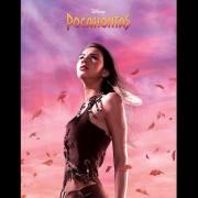 Tori Holbrook as Pocahontas (Thailand) Photo: Disney Channel Asia Facebook