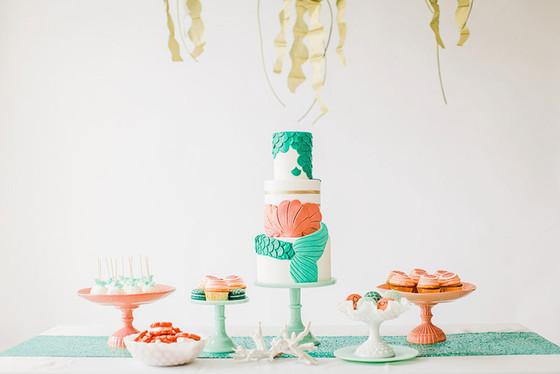 The-Little-Mermaid-wedding-theme-4   DisneyExaminer