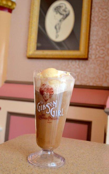 gibson-girl-root-beer-float