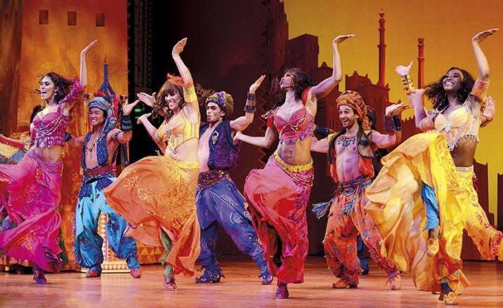 Aladdin UK Production Musical Opening Review DisneyExaminer 6