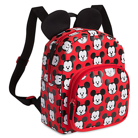 Back to School Supplies Disney Store Products Mickey Mouse MXYZ Backpack