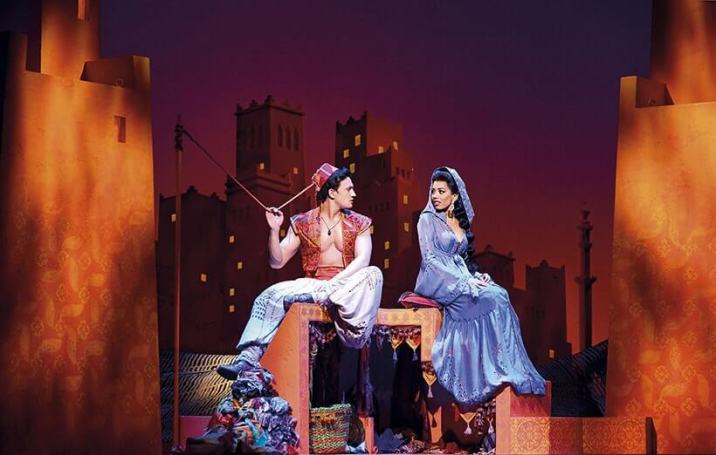 Aladdin UK Production Musical Opening Review DisneyExaminer 3