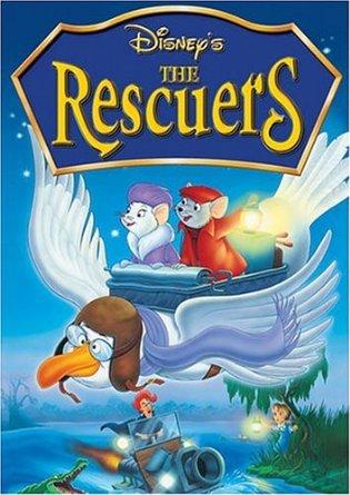 https://www.amazon.com/Rescuers-Bob-Newhart/dp/B000096IAI/ref=sr_1_3?ie=UTF8&qid=1470290647&sr=8-3&keywords=the+rescuers