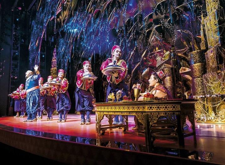 Aladdin UK Production Musical Opening Review DisneyExaminer 2
