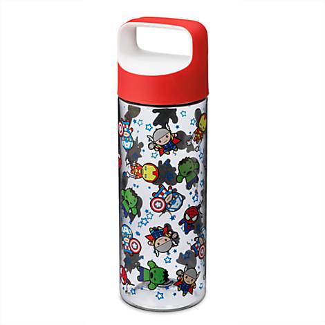 Back to School Supplies Disney Store Products Marvel MXYZ Twist-Top Water Bottle